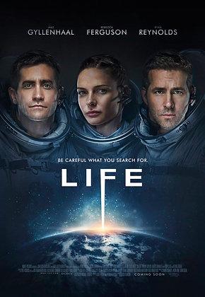Life | 4K | Movies Anywhere or VUDU | USA