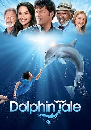 Dolphin Tale | HD | Movies Anywhere or VUDU | USA