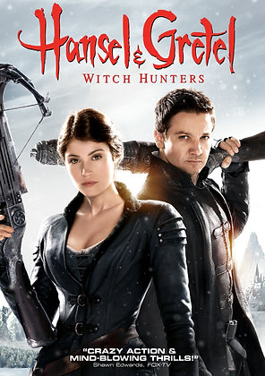 Hansel & Gretel: Witch Hunters (Unrated) | HD | VUDU | USA