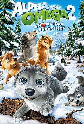 Alpha and Omega 2: A Howl-iday Adventure | HD | VUDU | USA