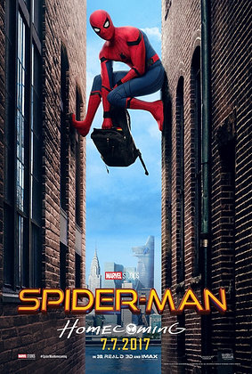 Spider-Man Homecoming | HD | Google Play | UK