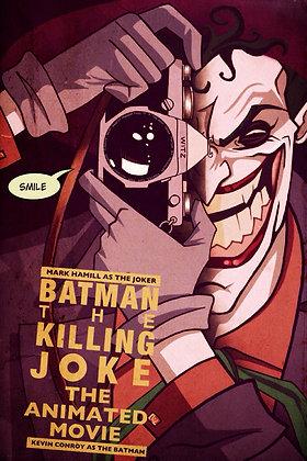 Batman: The Killing Joke | HD | Movies Anywhere or VUDU | USA
