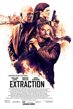 Extraction (2015) | HD | VUDU | USA