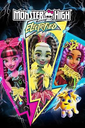 Monster High: Electrified | HD | iTunes | USA