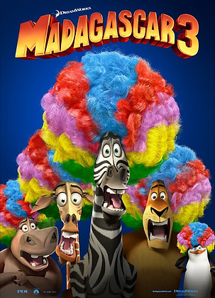 Madagascar 3: Europe's Most Wanted | HD | iTunes | USA
