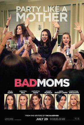 Bad Moms | 4K | iTunes | USA
