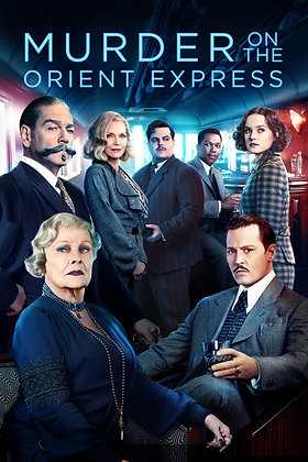 Murder on the Orient Express | HD | MA, VUDU or GP | USA