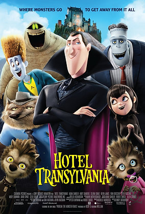 Hotel Transylvania | HD | Google Play | UK