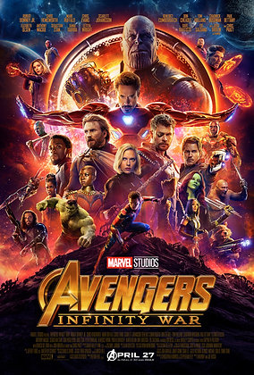 Avengers: Infinity War | HD | Google Play | USA