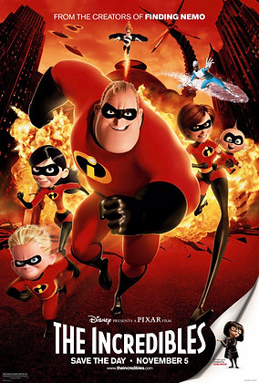 Incredibles, The | HD | Google Play | USA
