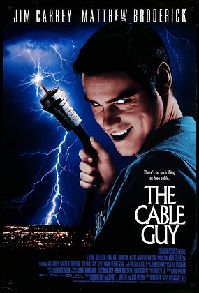 Cable Guy, The | HD | Google Play | UK