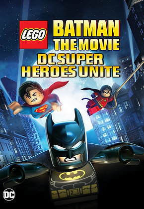 LEGO Batman: The Movie - DC Superheroes Unite | HD | Google Play | UK