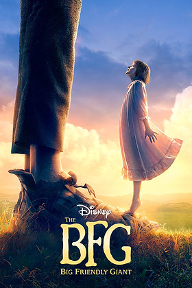BFG, The | HD | Movies Anywhere | USA