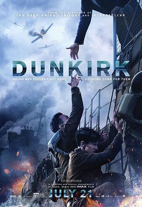 Dunkirk | HD | Movies Anywhere or VUDU | USA