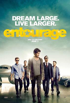 Entourage (2015) | HD | Movies Anywhere or VUDU | USA