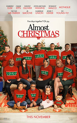 Almost Christmas | HD | iTunes | USA