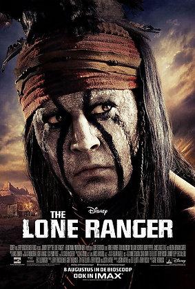 Lone Ranger | HD | Google Play | USA