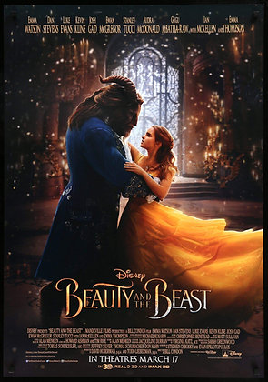 Beauty and the Beast (2017) | HD | Google Play | USA