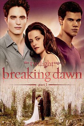 Twilight: Breaking Dawn - Part 1 | HD | VUDU | USA