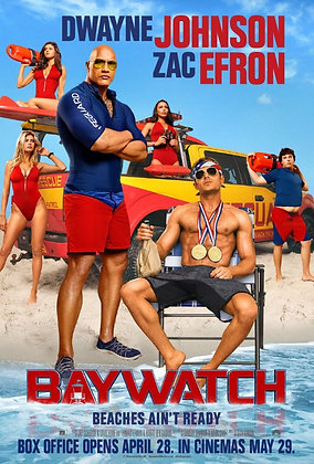 Baywatch | HD | VUDU | USA