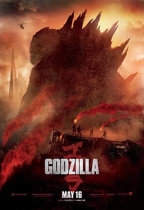 Godzilla | HD | Movies Anywhere or VUDU | USA