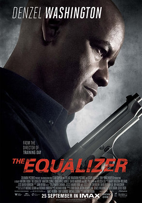Equalizer, The | SD | Movies Anywhere or VUDU | USA