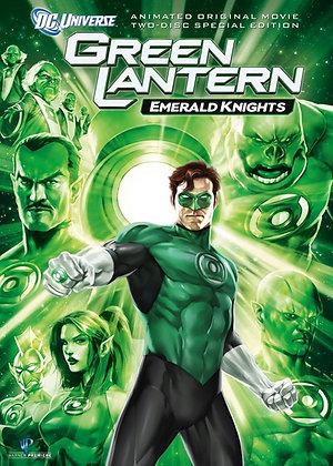 Green Lantern + Green Lantern Emerald Knights | HD | Movies Anywhere  | USA