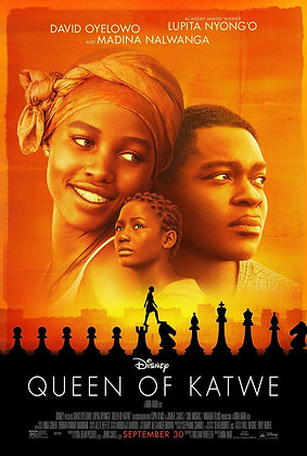 Queen of Katwe | HD | Movies Anywhere | USA