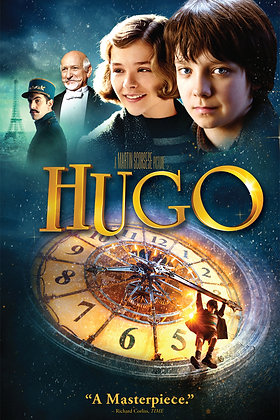 Hugo | HD | VUDU or iTunes | USA