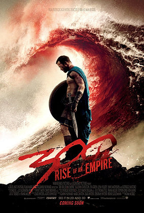 300: Rise of an Empire | HD | Movies Anywhere or VUDU | USA