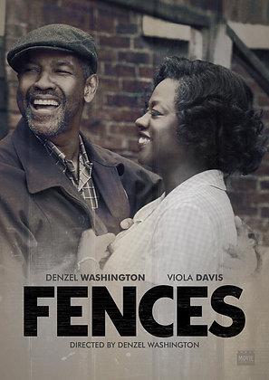Fences | SD | iTunes | UK