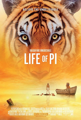Life of Pi | HD | Google Play | UK