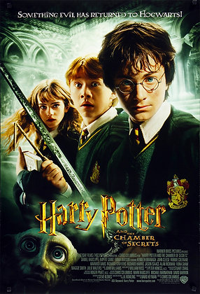 Harry Potter and the Chamber of Secrets | HD | Google Play | UK