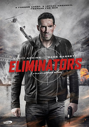 Eliminators | HD | Movies Anywhere or VUDU | USA