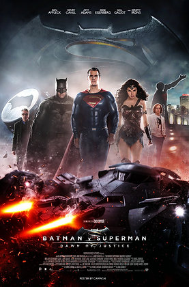 Batman v Superman: Dawn of Justice - Both Editions | HD | MA or VUDU | USA