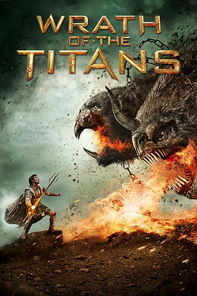 Wrath of the Titans | HD | Google Play | UK