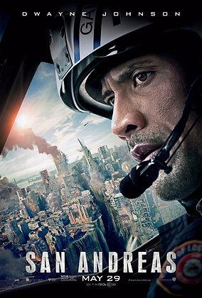 San Andreas | 4K | Movies Anywhere or VUDU | USA