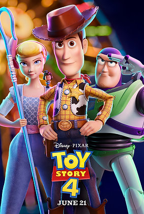 Toy Story 4 | HD | Google Play | USA