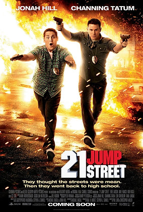 21 Jump Street | HD | Movies Anywhere or VUDU | USA