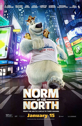 Norm of the North | HD | VUDU | USA