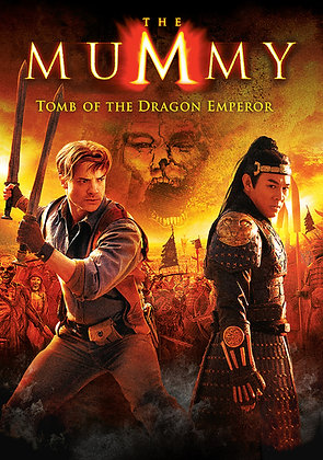 Mummy: Tomb of the Dragon Emperor, The | SD | iTunes | USA