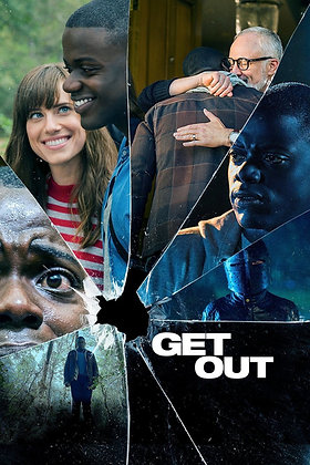 Get Out | 4K | Movies Anywhere or VUDU | USA