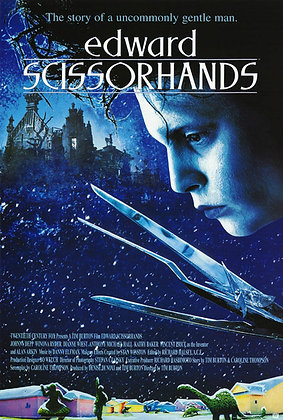 Edward Scissorhands | HD | Movies Anywhere, VUDU or Google Play | USA