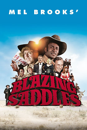 Blazing Saddles | HD | Movies Anywhere or VUDU | USA