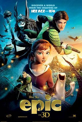 Epic   HD   Movies Anywhere or VUDU   USA