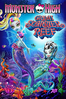 Monster High: Great Scarrier Reef | HD | iTunes | USA