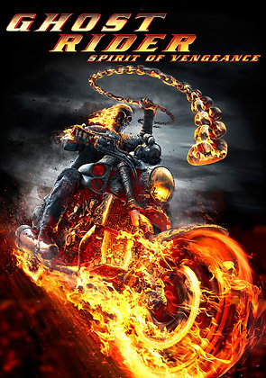 Ghost Rider: Spirit of Vengeance | SD | Movies Anywhere or VUDU | USA