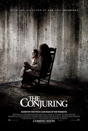 Conjuring, The | HD | Movies Anywhere or VUDU | USA