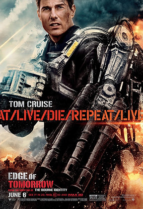 Live Die Repeat: Edge of Tomorrow   HD   Google Play   UK
