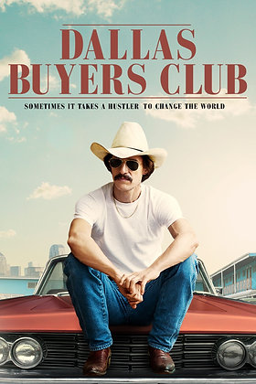 Dallas Buyers Club | HD | Movies Anywhere or VUDU | USA
